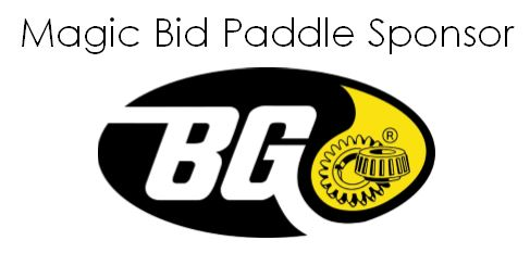 2019 Magic Bid Paddle Sponsor for the Butler Benefit Auction