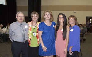 Butler Foundation Hosts Scholarship Luncheon